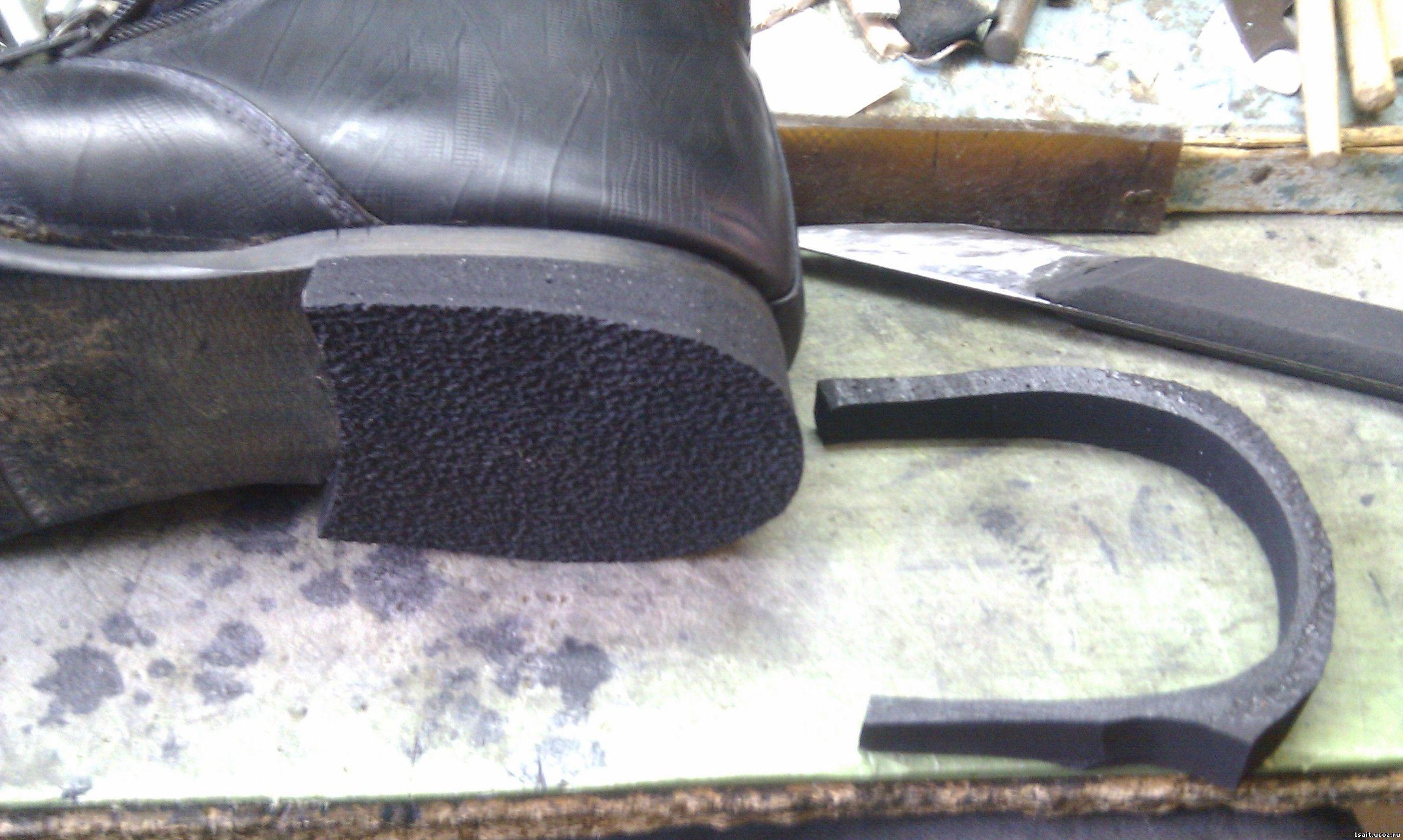 Ношение обуви наоборот при косолапости