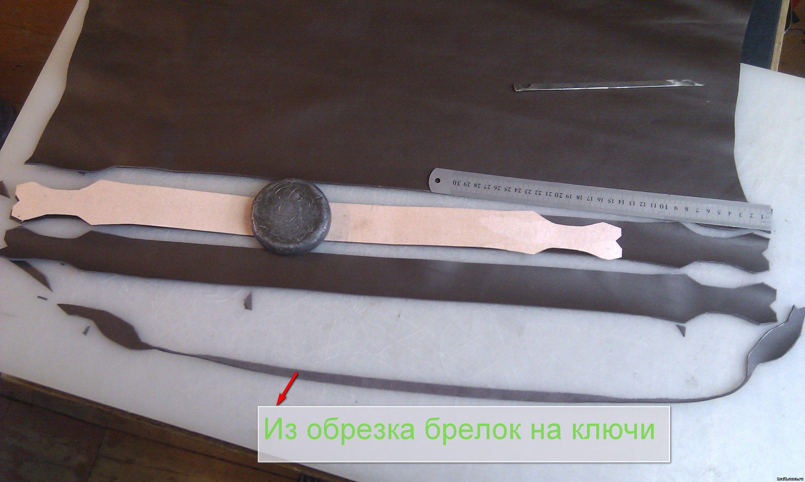 Как сделать новые ручки в сумке